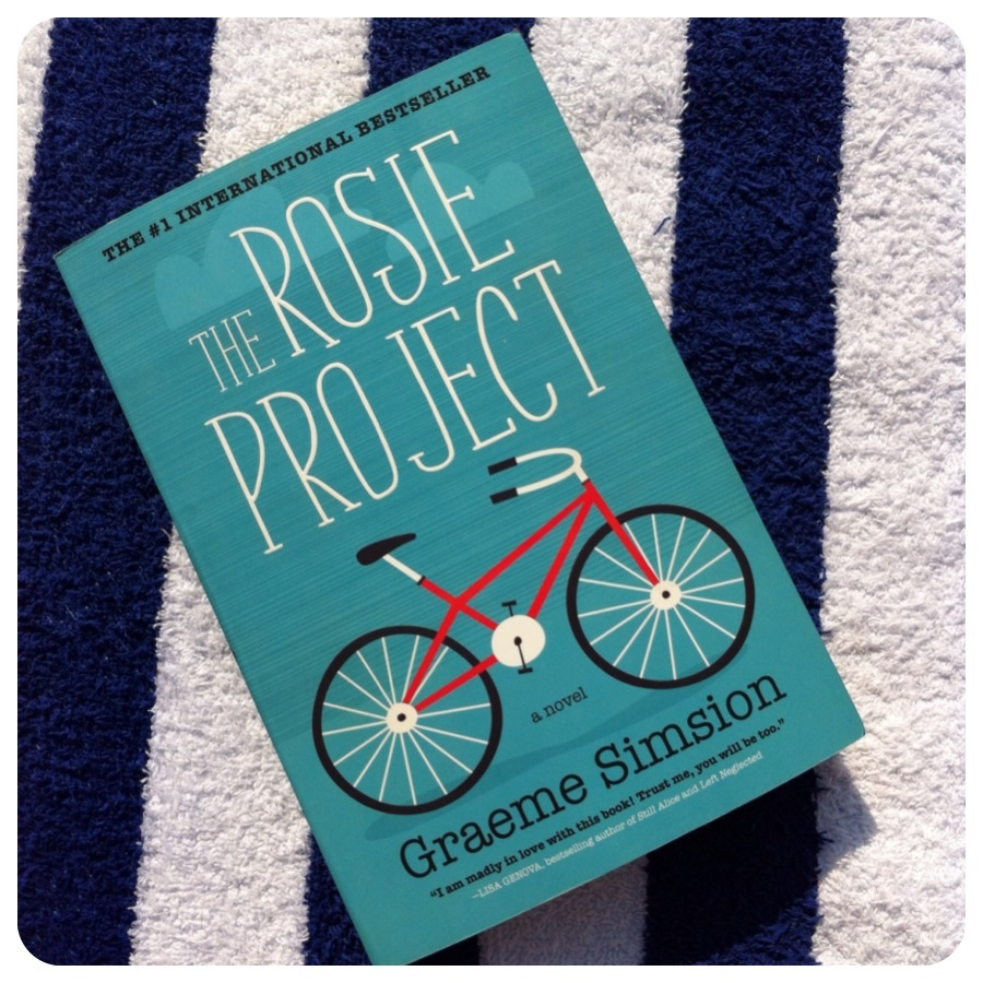 book review-the rosie project