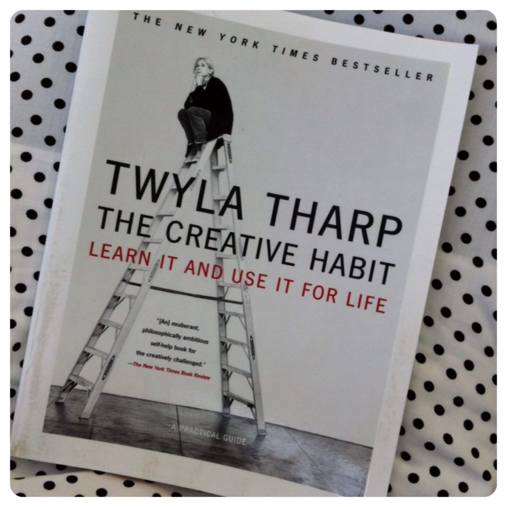 Book review - the creative habit