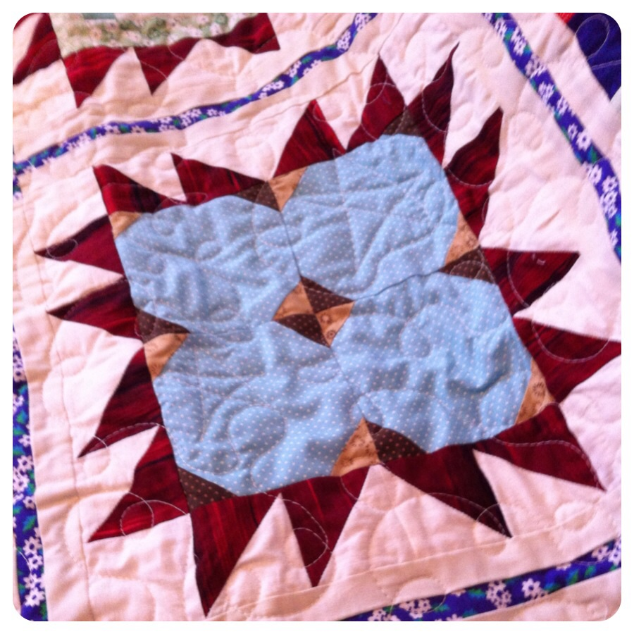 Quilt prize
