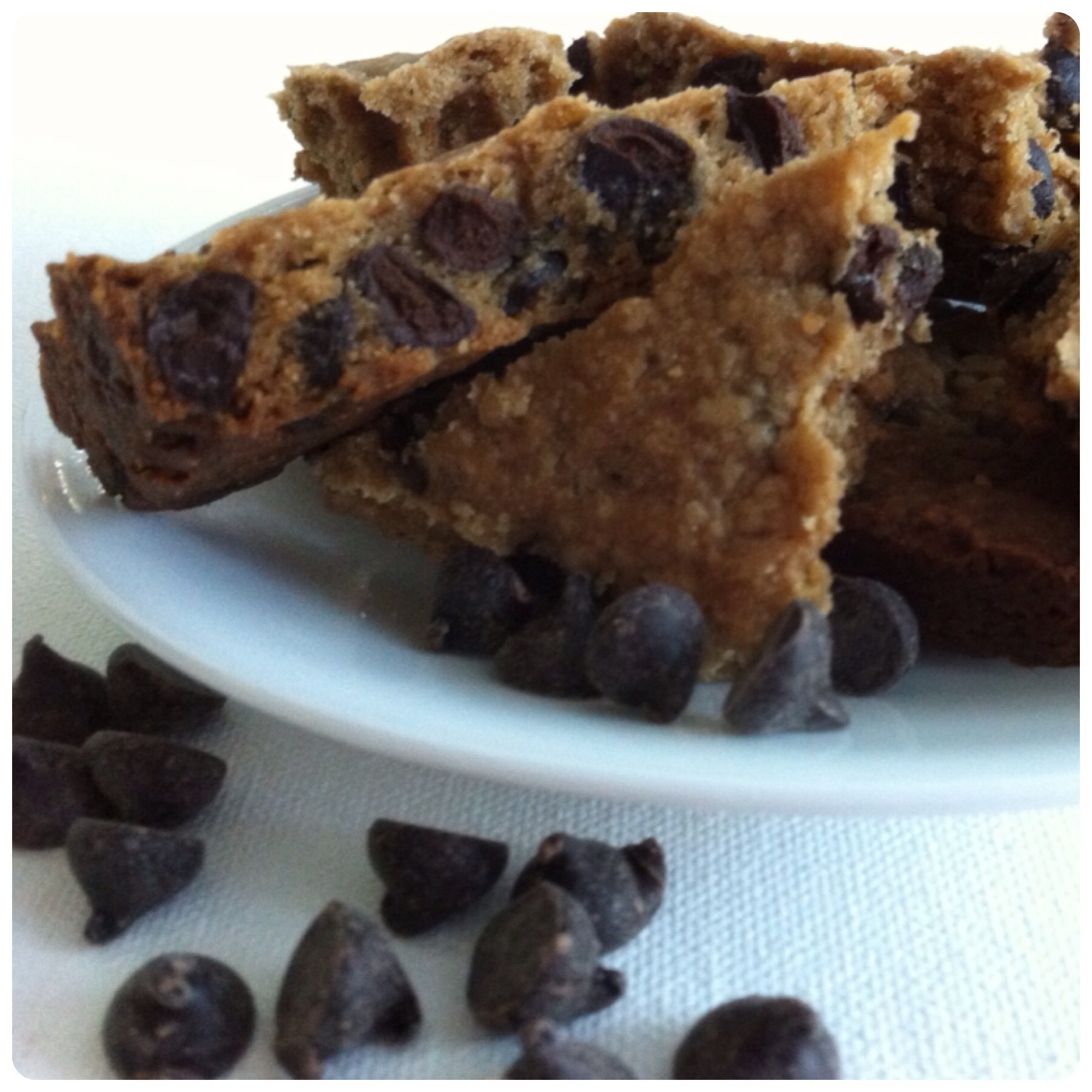 Chocolate chip cookie brittle – nest in the west
