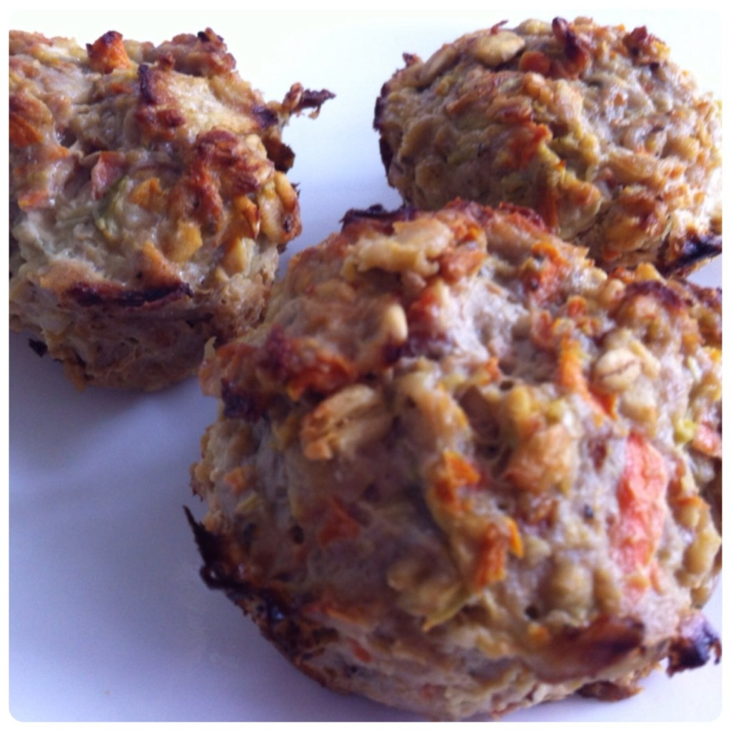 Turkey muffins www.nestinthewest.com