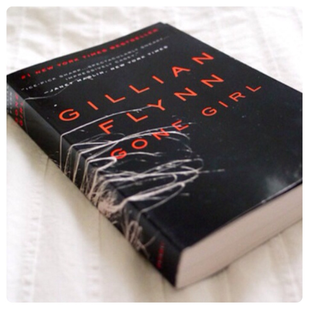 Gone Girl book review www.nestinthewest.com